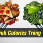 Bang tinh calories trong thuc an WHEYSHOP VN