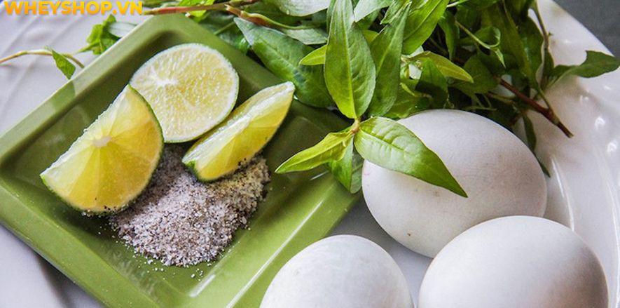 Trứng vịt lộn là gì, tìm hiểu những trường hợp không nên ăn trứng vịt lộn và có quan điểm về việc ăn trứng vịt lộn xong có nên uống sữa hay không