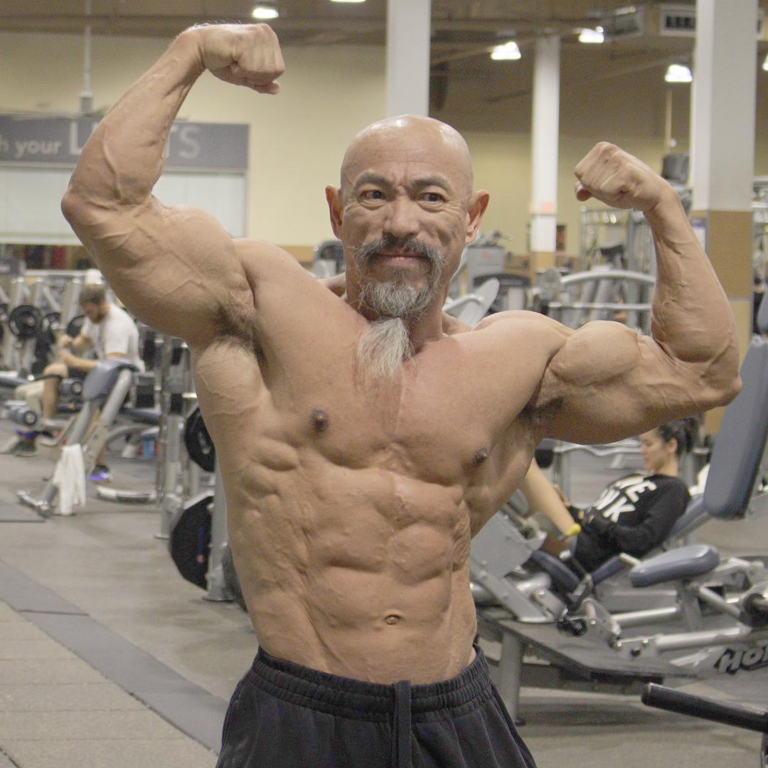 IFBB Pro Nhon Ly - Master Roshi
