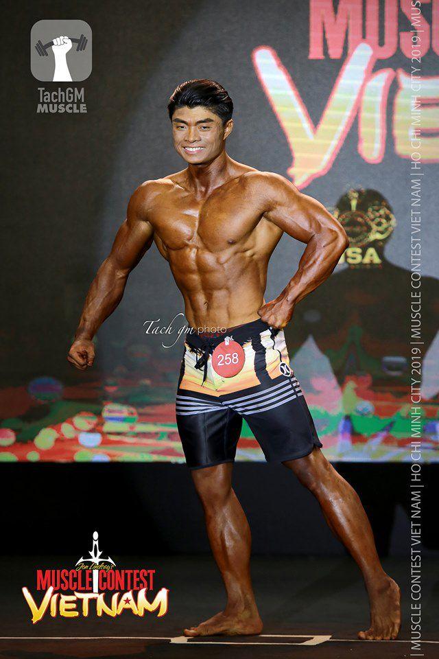 Muscle contest viet nam 2019 wheyshop vn