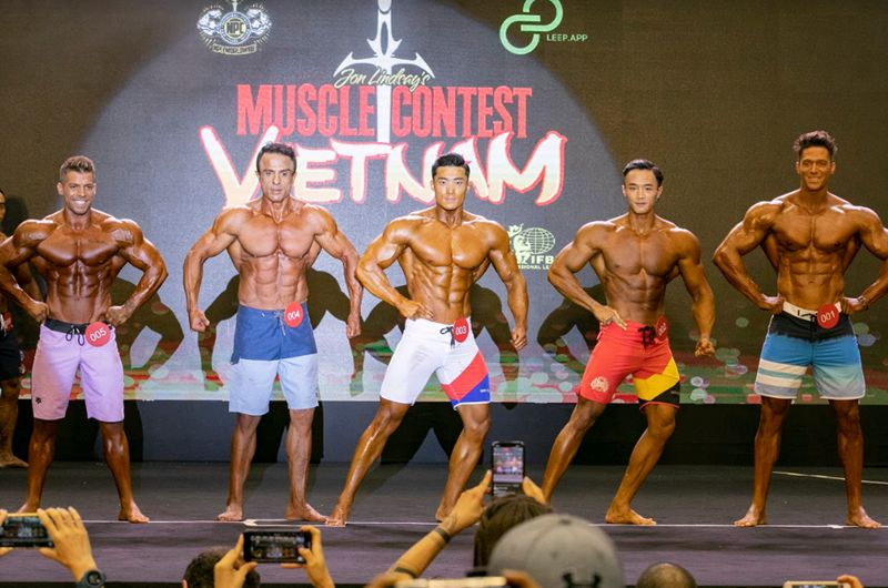 Muscle contest viet nam 2019 wheyshop vn 11