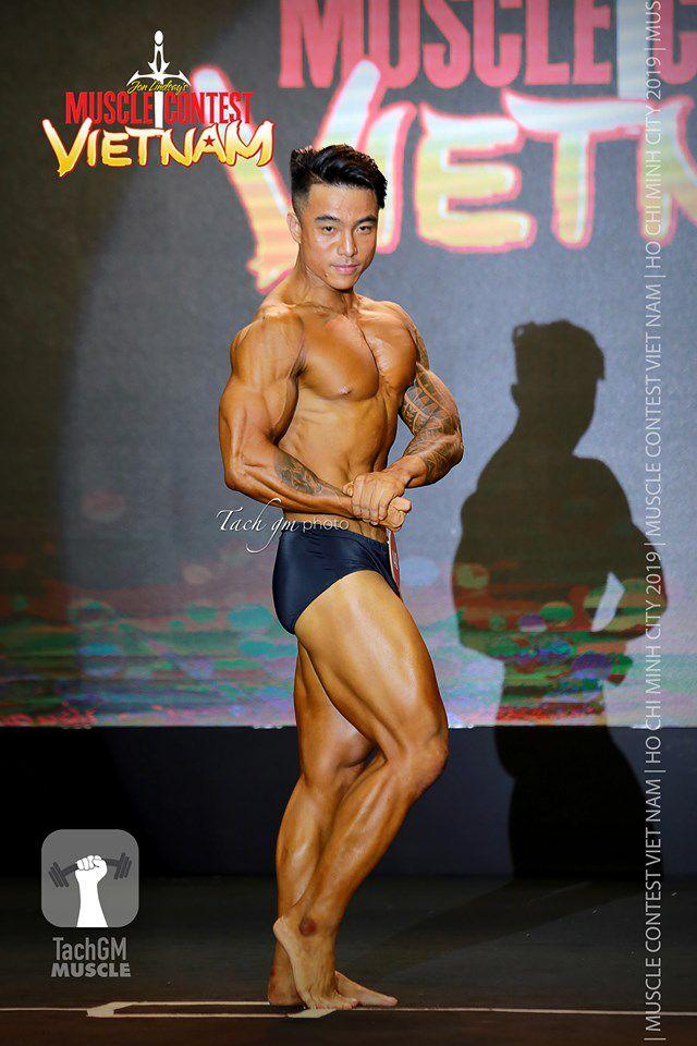 Muscle contest viet nam 2019 wheyshop vn 12