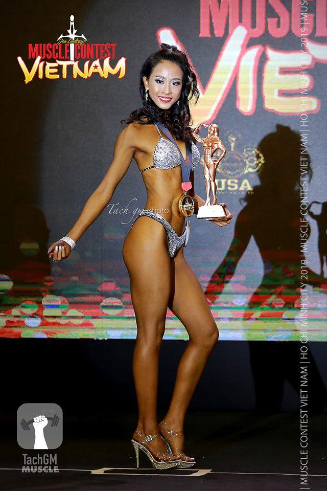 Muscle contest viet nam 2019 wheyshop vn 15