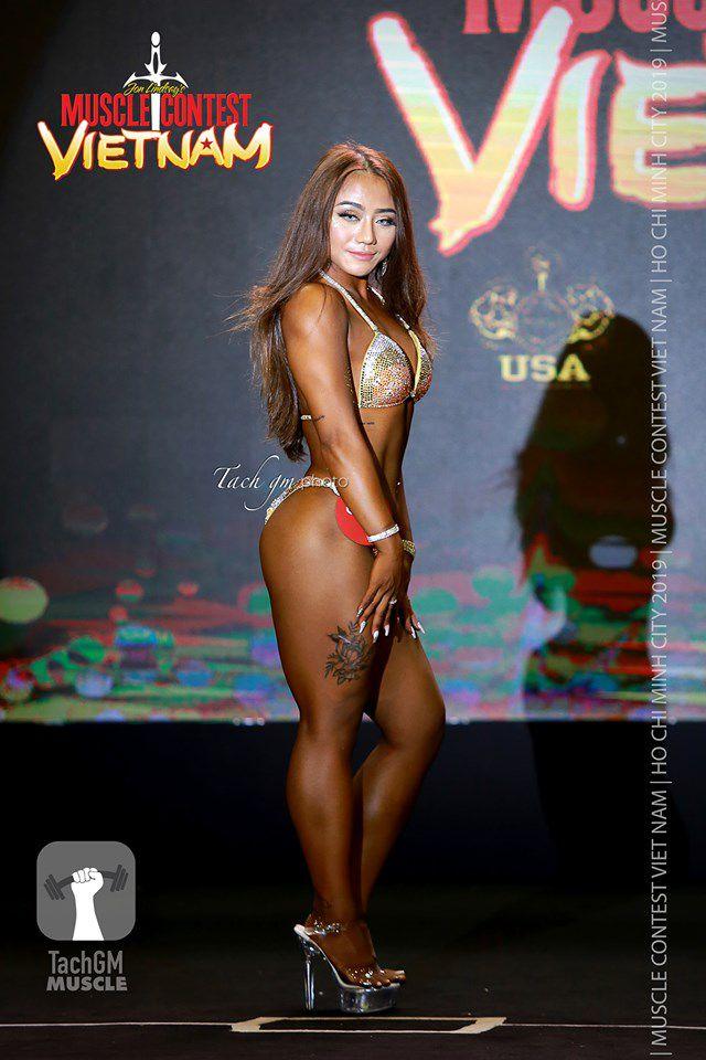 Muscle contest viet nam 2019 wheyshop vn 5