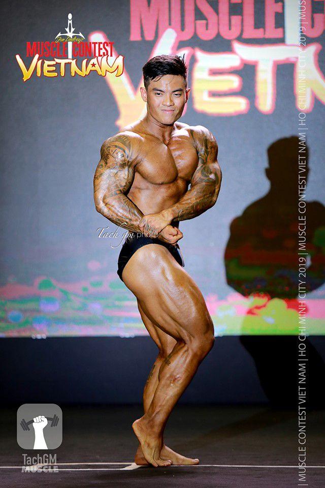 Muscle contest viet nam 2019 wheyshop vn 7