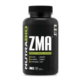 NutraBio ZMA bổ sung vitamin B6 và khoáng chất cải thiện giấc ngủ, tăng testosterone tự nhiên, phục hồi cơ bắp và nhiều lợi ích tốt cho sức khỏe, ...
