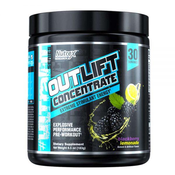 Outlift Concentrate 30 servings hỗ trợ tăng sức mạnh, sức bền giá rẻ, chính hãng. Outlift Concentrate nhập khẩu chính hãng, cam kết chất lượng, giá rẻ nhất tại Hà Nội & Tp.HCM.