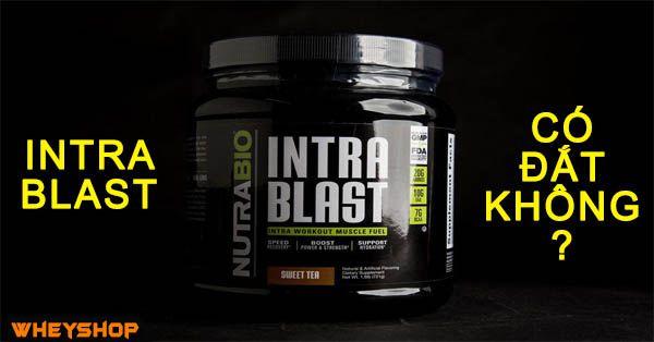 IntraBlast có đắt không? 1