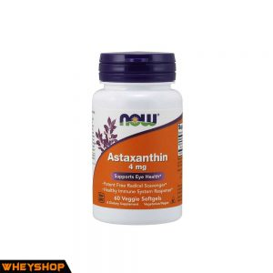 now astaxanthin 4 mg viitamin chong lao hoa tang suc de khang gia re chinh hang wheyshop