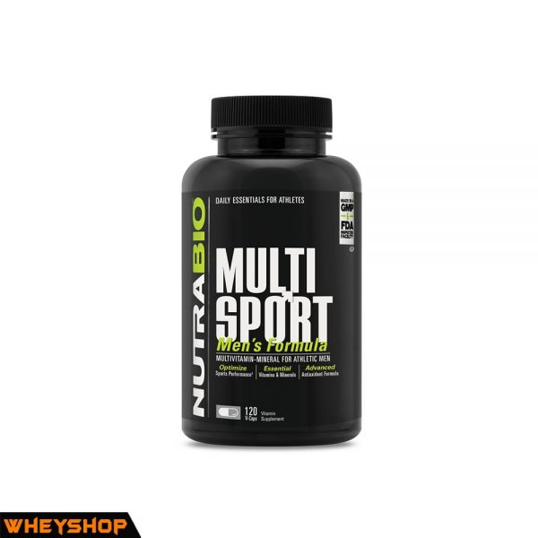 nutrabio multi sport for men vitamin tong hop gia re chinh hang wheyshop