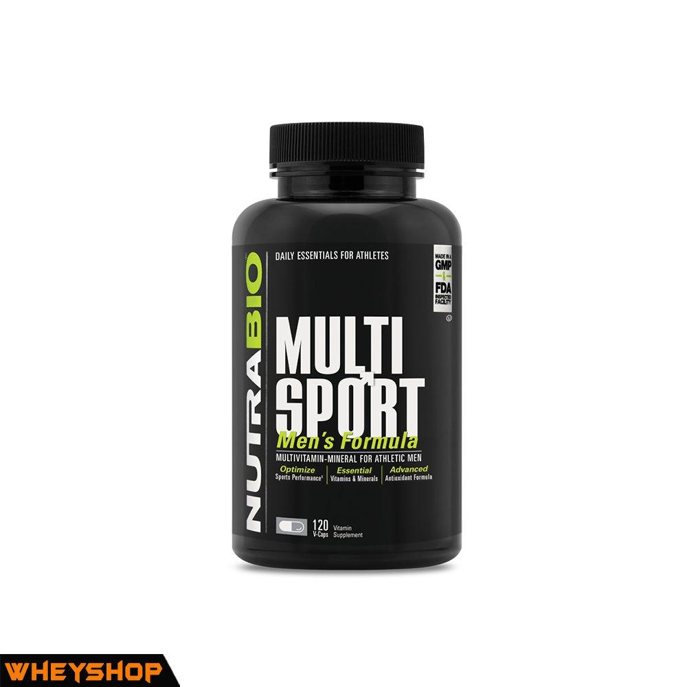 nutrabio multi sport for men vitamin tong hop gia re chinh hang wheyshop