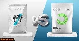 Đánh giá so sánh Impact Whey Protein và Pure Whey Protein có gì nổi bật 20