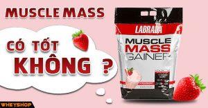 review danh gia sua muscle mass gainer labrada co tot khong wheyshop vn