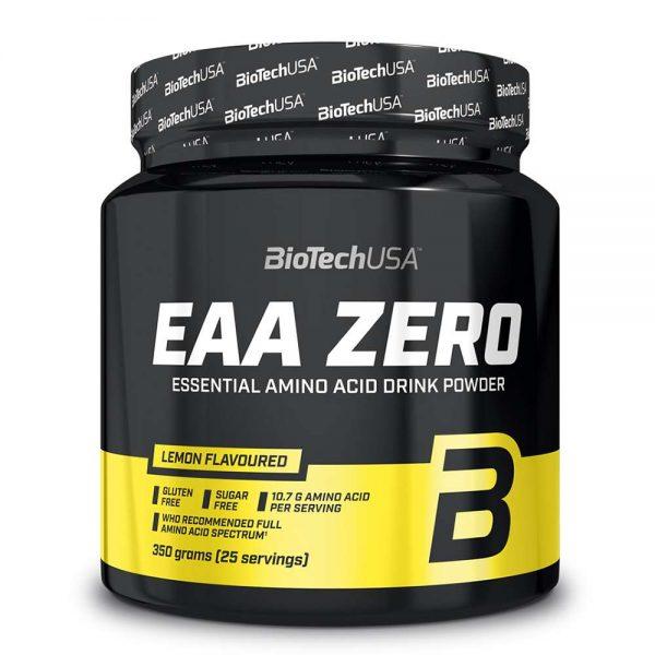 Biotech EAA Zero 25 servings cung cấp 8 loại amino acid thiết yếu hỗ trợ phục hồi và xây dựng cơ bắp hiệu quả, tăng khả năng tổng hợp protein. Biotech EAA Zero 25 servings nhập khẩu chính hãng, cam kết chất lượng, giá rẻ nhất tại Hà Nội & Tp.HCM.