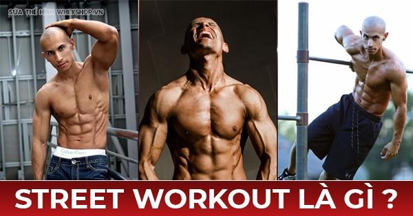 Street Workout, hay còn gọi là thể thao đường phố kết hợp của nhiều bài tập body weight cùng với các bộ môn thể thao khác nhau Vậy Street Workout là gì?...