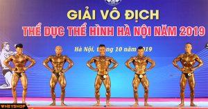 giai vo dich the hinh ha noi 2019 wheyshop vn