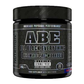 ABE Pre Workout là sản phẩm tăng sức mạnh, sức bền giá rẻ nhưng mang lại hiệu quả vô cùng tuyệt với với hơn 10 thành phần đa dạng. ABE Pre Workout nhập khẩu chính hãng, cam kết chất lượng, giá rẻ nhất tại Hà Nội & Tp.HCM.