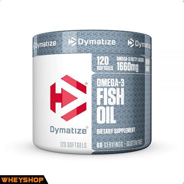 Dymatize Fish Oil 120 v chinh hang gia re WHEYSHOP VN