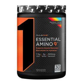 Rule 1 EAAs 30 servings cung cấp các amino acid thiết yếu, hỗ trợ phục hồi cơ bắp, tăng tổng hợp protein hiệu quả, giá rẻ chính hãng. Rule 1 EAAs 30 servings nhập khẩu chính hãng, cam kết chất lượng, giá rẻ nhất tại Hà Nội & Tp.HCM.