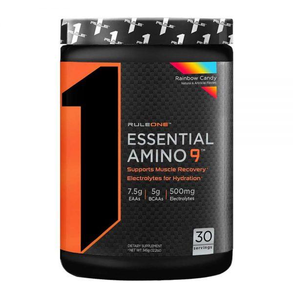 Rule 1 EAAs 30 servings cung cấp các amino acid thiết yếu, hỗ trợ phục hồi cơ bắp, tăng tổng hợp protein hiệu quả,. Rule 1 EAA giá rẻ nhất tại Hà Nội TpHCM