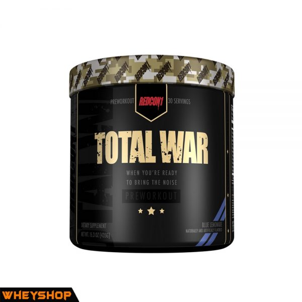 total war pre workout tang suc manh chinh hang gia re WHEYSHOP VN