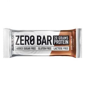 Bánh Protein Zero Bar cung cấp nguồn Protein cao cấp, khả năng hấp thụ nhanh, giúp tăng cơ, bảo vệ cơ, giảm cân hiệu quả.