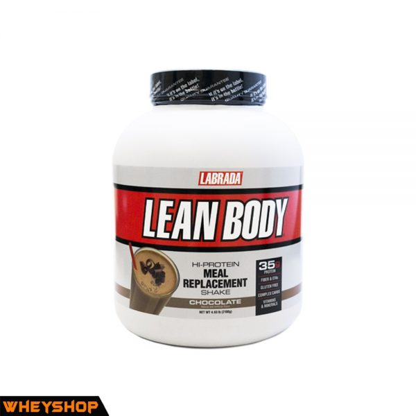 Lean Body 4.6lbs 30 servings 1