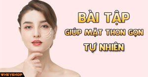 bai tap cho mat thon gon wheyshop vn