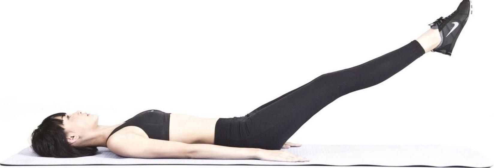 12 bài tập giảm mỡ bụng sau sinh giúp lấy lại dáng nhanh chóng 1