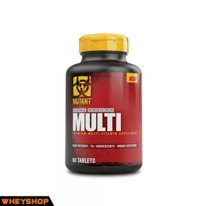 Multi vitamin Mutant bo sung vitamin tang cuong suc khoe WHEYSHOP VN