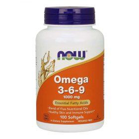 Now Omega 3-6-9 cung cấp chất béo từ hạt lanh hỗ trợ sức khỏe tim mạch, chống viêm, giảm đau, giảm mỡ thừa. Now Omega 3-6-9 nhập khẩu chính hãng, cam kết chất lượng, giá rẻ nhất tại Hà Nội & Tp.HCM.