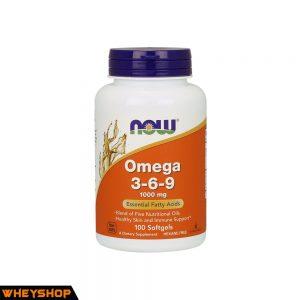 Now Omega 3-6-9 wheyshop chinh hang gia re