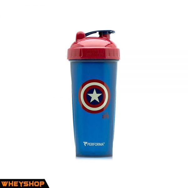 Shaker Hero 1 Ngăn 700ml 1