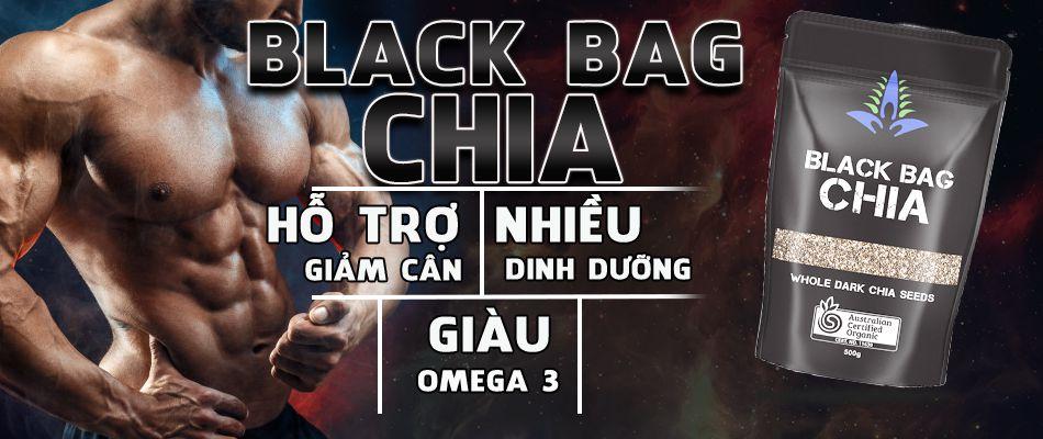 Hat CHIA BLACK BAG GIAM CAN HIEU QUA NHAP UC