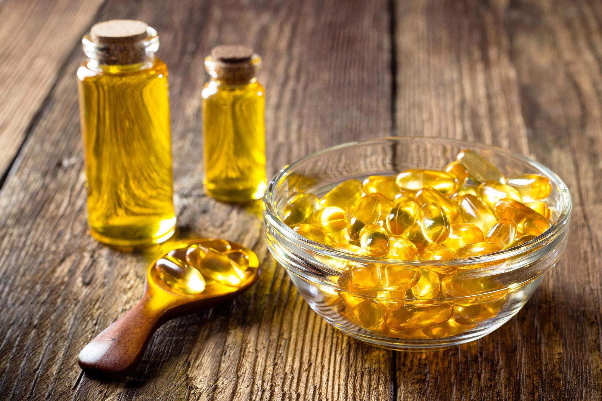 dầu cá omega 3 có tác dụng gì