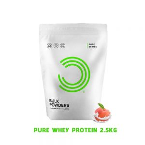 PURE WHEY PROTEIN 2.5kg tang co chinh hang gia re WHEYSHOP