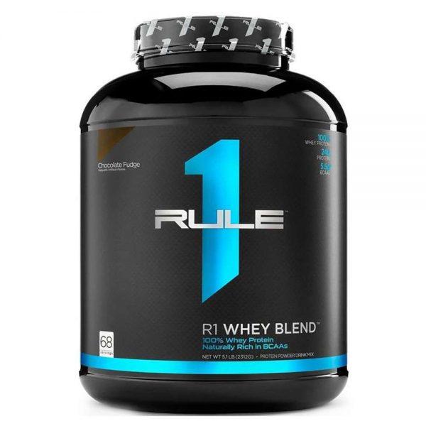 Whey Rule 1 Blend là sản phẩm phát triển cơ bắp vượt trội với 3 nguồn protein : Whey Hydrolysate, Isolate và Concentrate, chính hãng, giá rẻ tốt nhất Hà Nội TpHCM