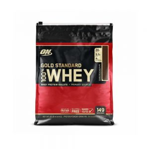 WHEY GOLD 10LBS tang co chinh hang gia re WHEYSHOP VN