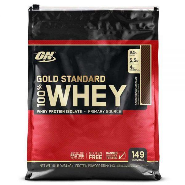 Whey Gold Standard 10lbs sản phẩm phẩm sữa tăng cơ bán uy tín chạy hơn 30 năm, cam kết chất lượng, nhập khấu chính hãng giá rẻ nhất Hà Nội, TPHCM