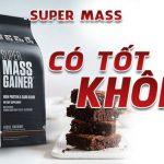 danh gia review super mass gainer co tot khong cach su dung super mass gainer hieu qua wheyshop vn