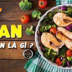 eat clean giam can la gi wheyshop vn
