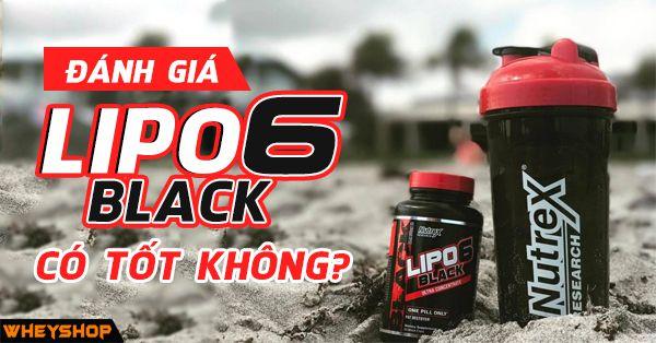 Review đánh giá Lipo 6 giảm cân có tốt không ? Có bao nhiêu loại lipo 6 giảm cân, lưu ý và cách sử dụng Lipo 6 hiệu quả