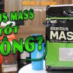 review danh gia sua tang can serious mass ON co tot khong wheyshop vn
