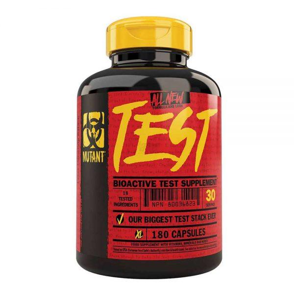 Mutant Test giúp tăng Testosterone tự nhiên, tăng cơ nhanh, sinh lý. Mutant Test được nhập khẩu chính hãng, cam kết giá rẻ, tốt nhất tại Hà Nội Tp.HCM