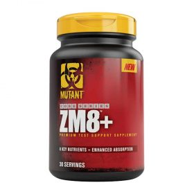 Mutant ZM8+ hỗ trợ tăng cường sinh lý, tăng sức mạnh, cải thiện giấc ngủ. Mutant ZM8+ được nhập khẩu chính hãng, cam kết chất lượng, giá rẻ nhất Hà Nội Tp.HCM.