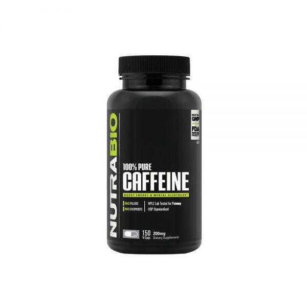 nutrabio caffeine 200g tang suc manh tinh tao tap trung gia re chinh hang wheyshop