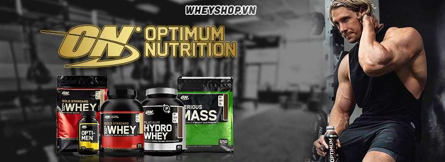 Optimum nutrition thương hiệu nổi tiếng us nhập khẩu chính hãng tại việt nam . Optimum nutrition thực phẩm thể hình tăng cân , tăng cơ tại hà nội , hcm