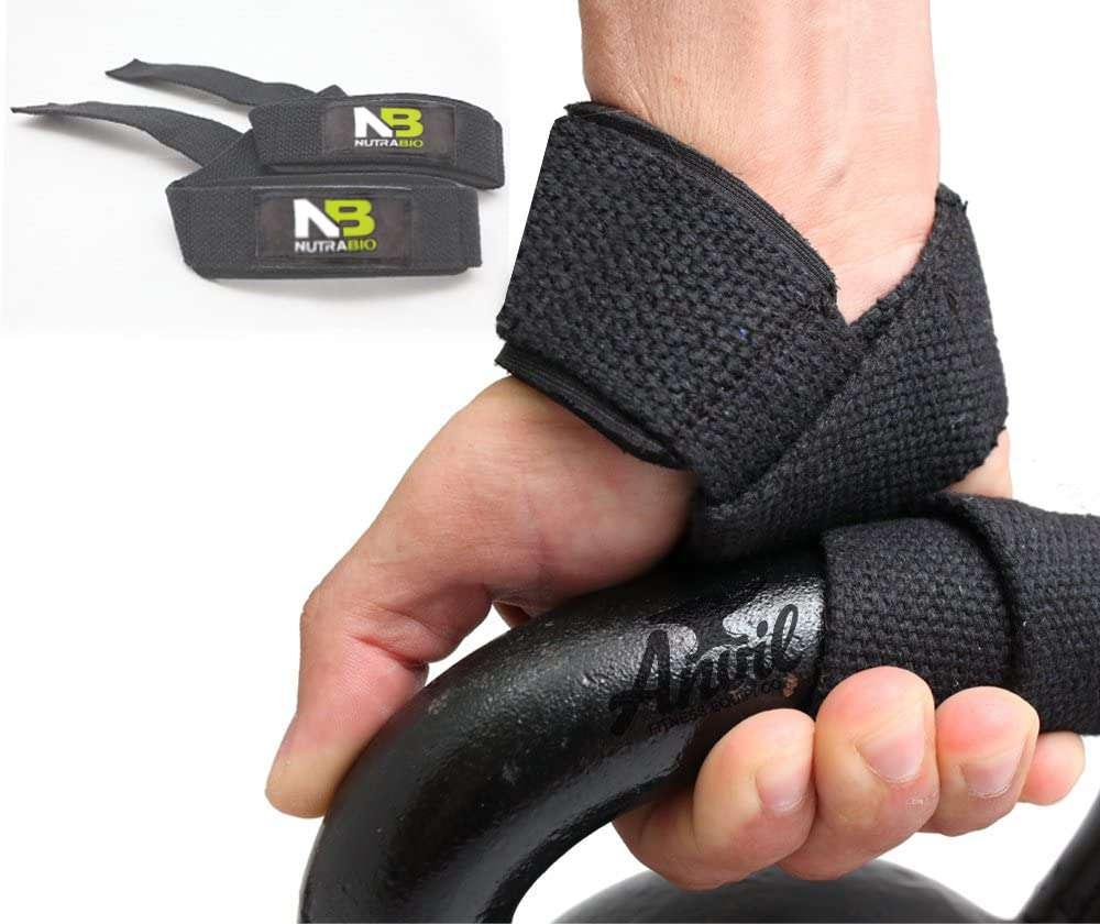 Dây kéo lưng lifting straps