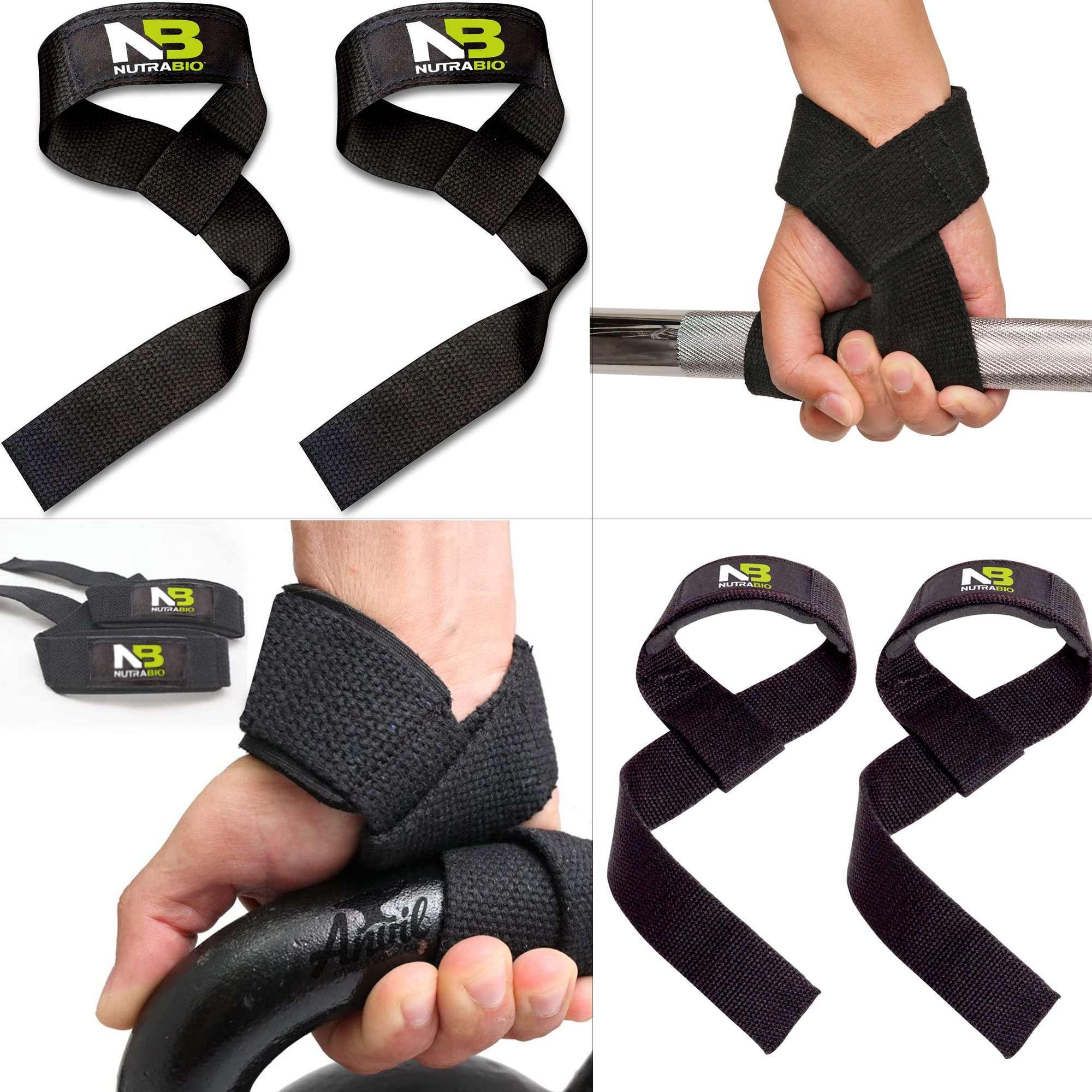 Cách sử dụng dây kéo lưng lifting straps
