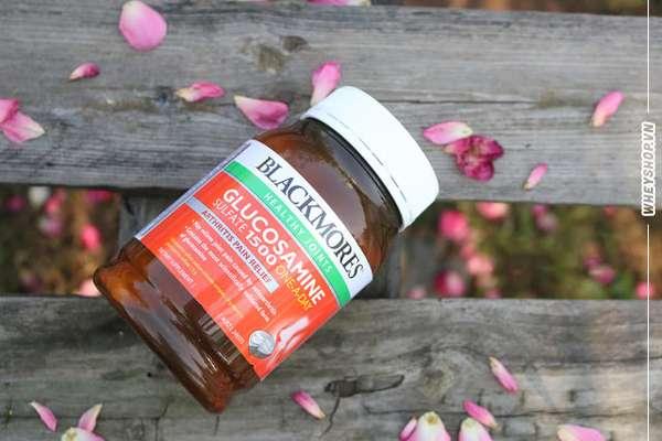 Thực phẩm chức năng Blackmores Glucosamine Sulfate 1500 One-A-Day giúp giảm đau khớp, giảm thoái hóa xương khớp, phục hồi, duy trì và tái tạo sụn khớp hiệu quả